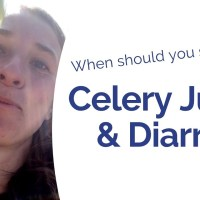 Celery Juice Diarrhea - Is it normal? Or should you stop drinking it?
