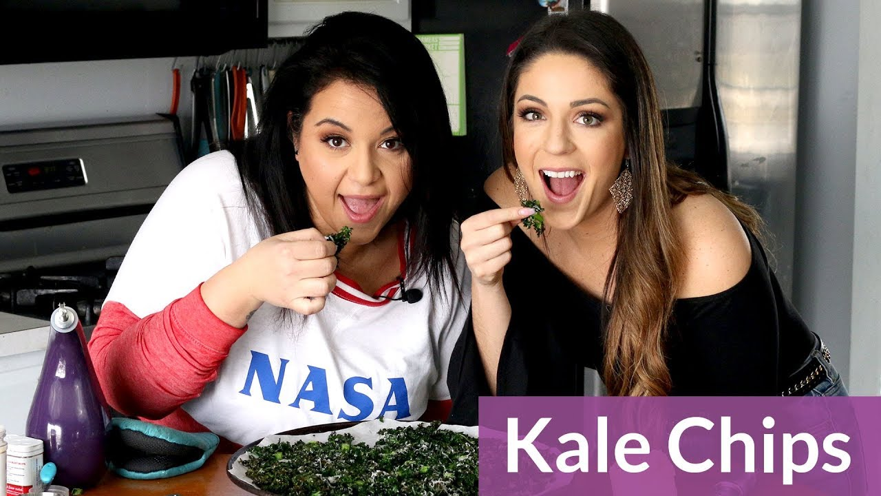Keto Kale Chip Recipe
