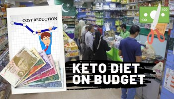 How I Lost 18 Kg in 3 Months with Ketogenic Diet | Tayaba