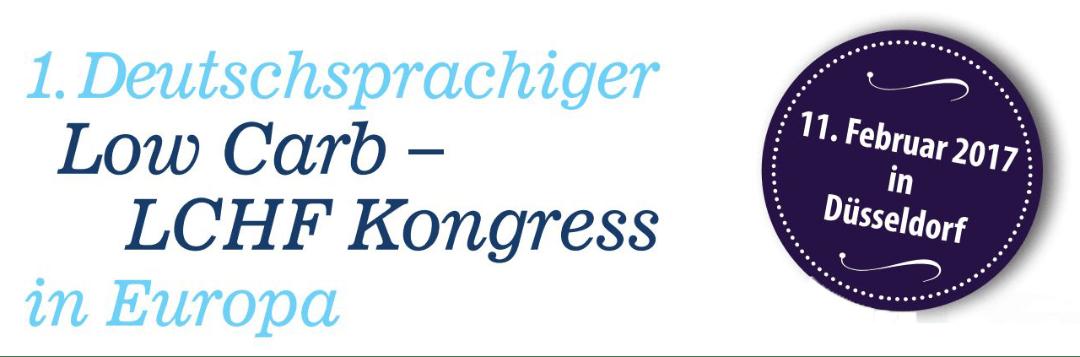Liebeserklärungen an Gesundheitserreger – Bericht zum LCHF-Kongress
