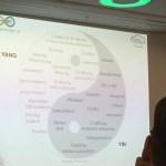 LCHF Kongress, Daniela Pfeifer, Yin und Yang der Lebensmittel