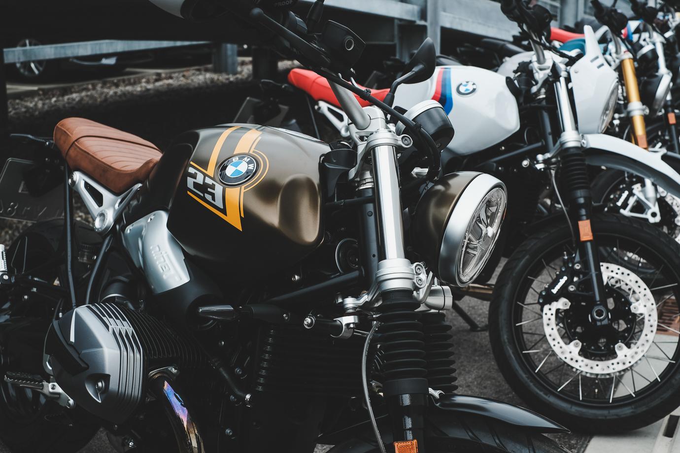 BMW Heritage R nineT Familie