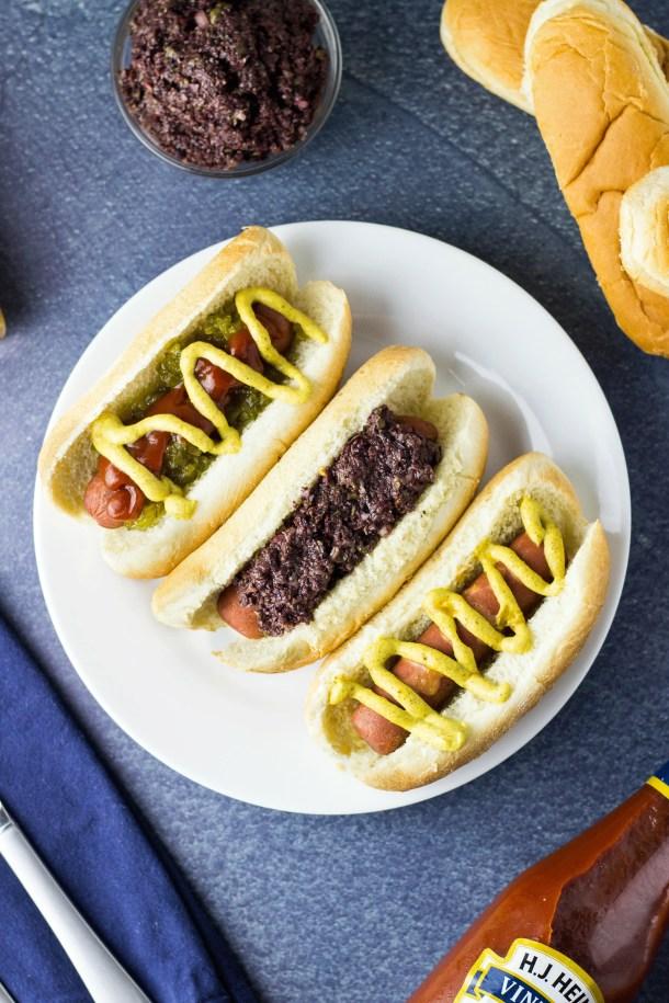 Loma Linda's Vegan Hot Dogs
