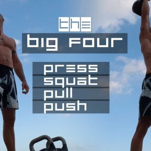 Kettlebell Strength Workout - THE BIG FOUR