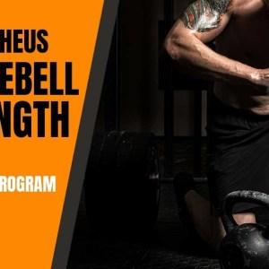 Prometheus Kettlebell Strength Program With PDF