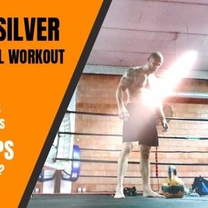 Quicksilver Kettlebell Workout