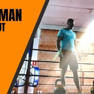 The Iron Man Workout—An Intense KB Workout
