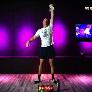 10,000 lb. Kettlebell Challenge