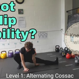 Cossac to Half Frog | Hip Mobility