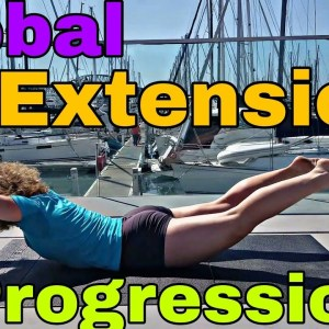 Global Extension Progression | Exercise Demo