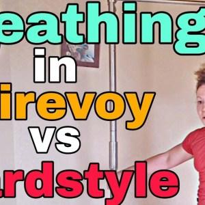 Kettlebell Breathing | Girevoy vs Hardstyle