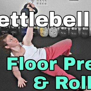 Kettlebell Floor Press | Technique and Errors