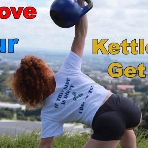 Kettlebell Turkish Get Up | Top Half