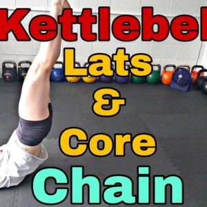 Powerful 3-in-1 Kettlebell Core Exercise