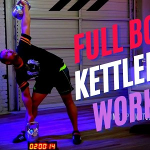 Pro Kettlebell Free Workout Friday!  Full Body
