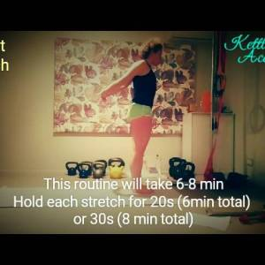 Quick Stretch - 6 min Full Body Routine