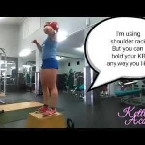 Step Reverse Lunge technique