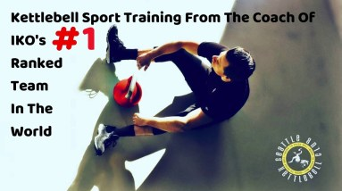 Two-Arm Kettlebell Long Cycle Online Class Training Program
