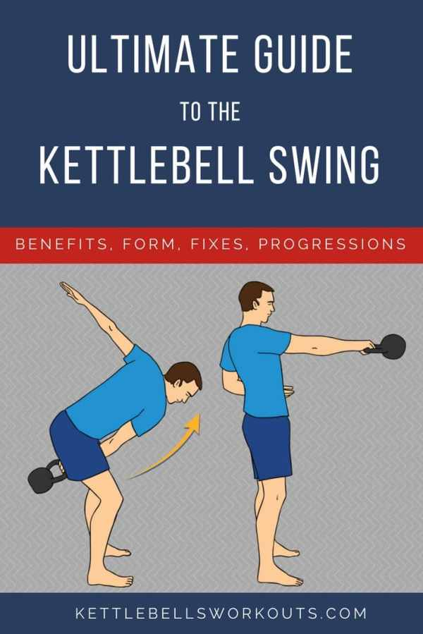 Ultimate Guide to the Kettlebell Swing Benefits Form