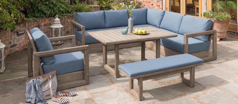 Luxury Wood Garden Furniture - Kettler