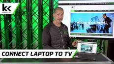 How To Connect A Laptop To TV