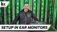 How To Setup In Ear Monitors (IEMs)