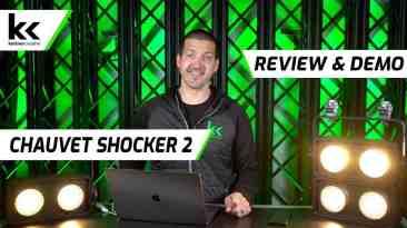 Chauvet Shocker 2 Blinder | Review & Demo