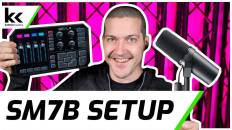GoXLR Shure SM7B Setup | Best Mic Settings