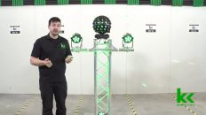 How To Rig Lights to Upright Truss