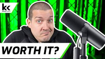 Is The Shure SM7B Worth It?