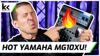 Is The Yamaha MG10XU Too Hot?