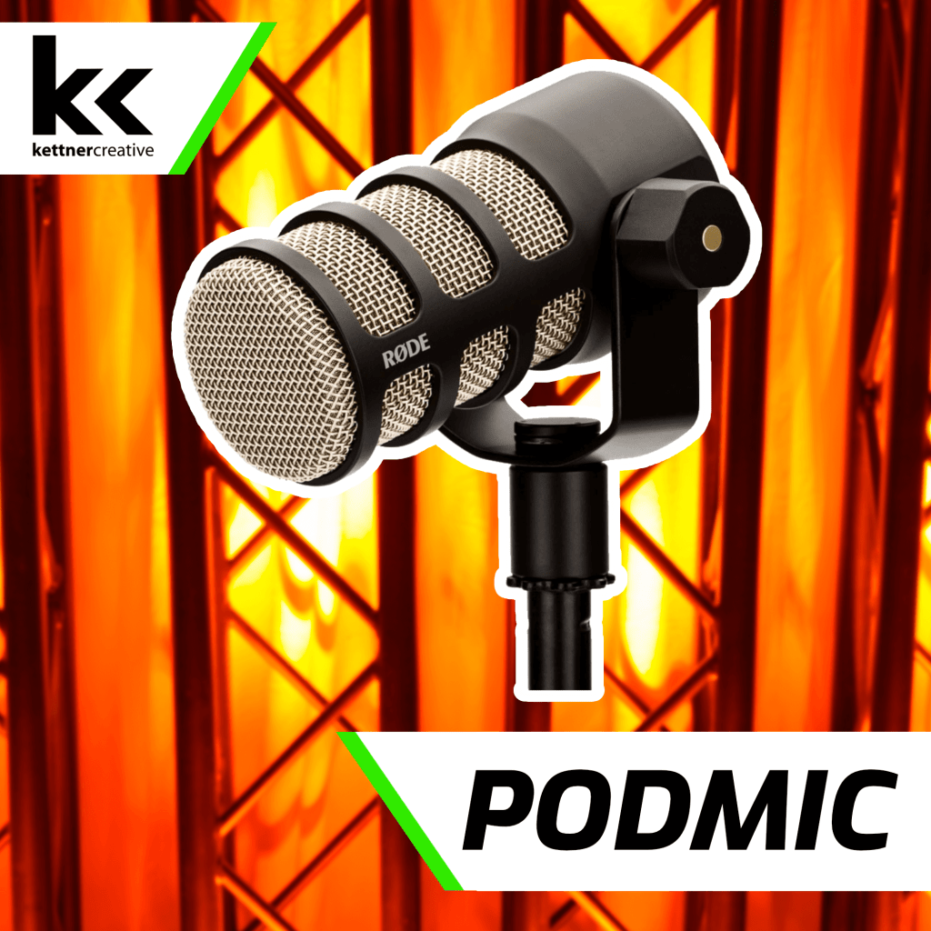 Rode PodMid Dynamic Microphone