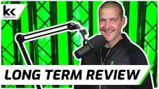 Shure SM7B Rode PSA1 Boom Arm | Long Term In-Depth Review