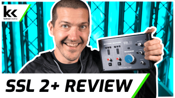 SSL2+ Audio Interface Review