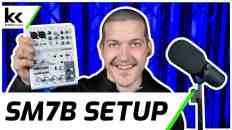 Yamaha AG06 & Shure SM7B | Setup & Demo