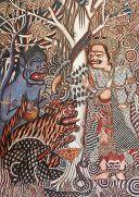 69. Ida Bagus Gelgel (1900-1937), 1935, Museum Puri Lukisan, Ubud