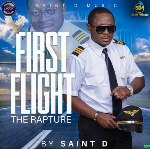 Saint D – First Flight
