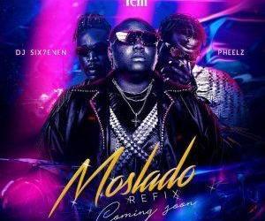 Teni Ft. Pheelz & DJ Six7even – Moslado