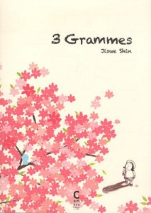 3 grammes  de Jisue Shin