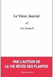 Le vieux journal de Lee Seung-u Serge Safran éditeurs