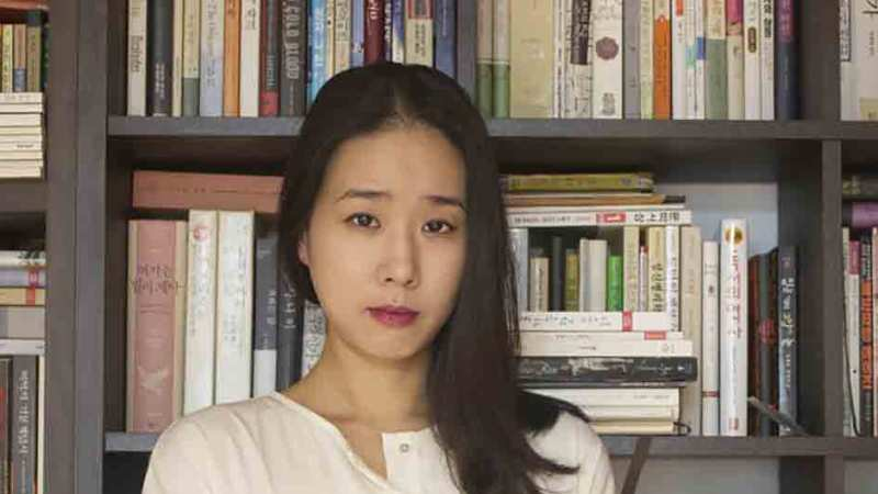 nterview de l'auteur Sud-Coréen HAN Yu-joo lors du Forum LTI Korea à Aix-en-provence le 25 Octobre 2012, organisé en collaboration avec la web-revue www.keulmadang.com