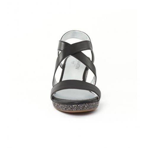 Sandales Compensées JB MARTIN Orange KEVAJO