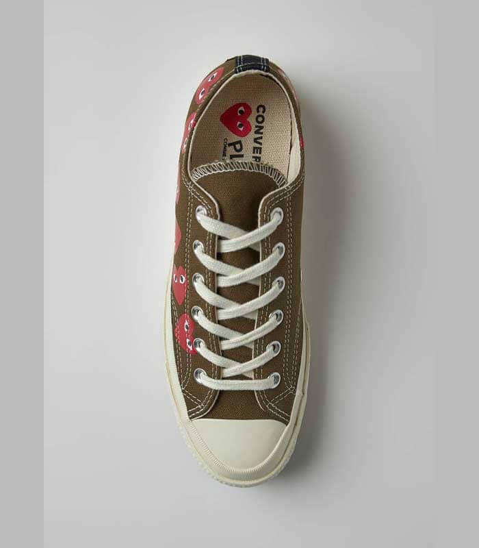 Baskets All Star – Converse Chuck Taylor – Kaki KEVAJO