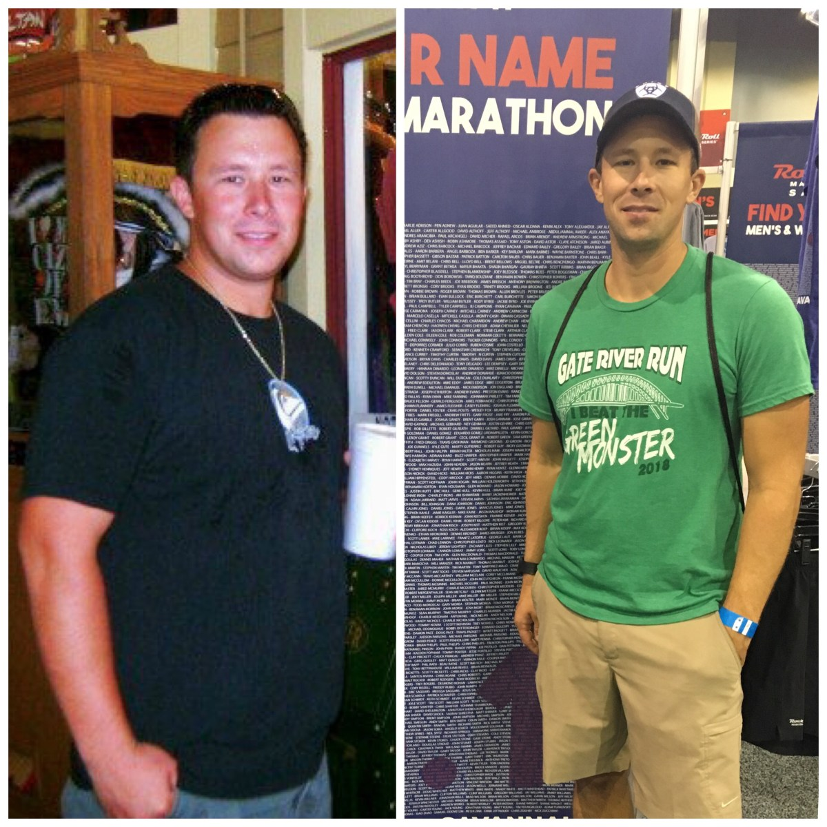 How I Finally Committed To A Healthy Life Lost 80 Pounds In 10