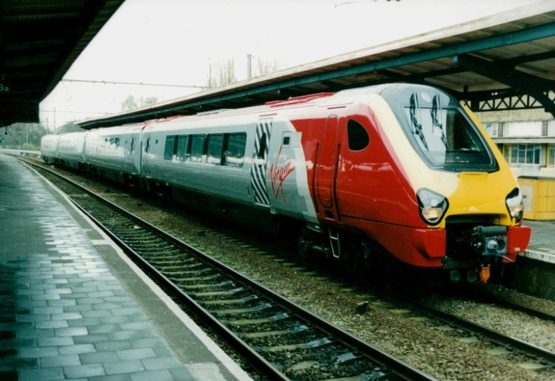 virgin class220 - Rail Franchising Descends into More Chaos