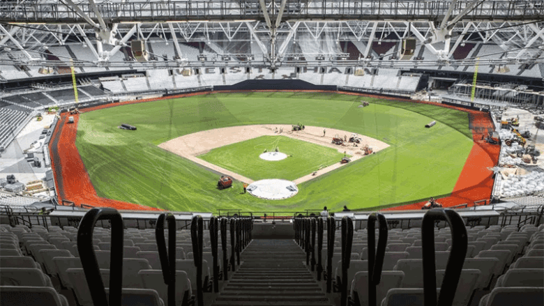 New York Yankees Come to London