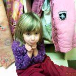 A lány, aki félt az óvodában…
