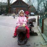 Az állatkert hidegben is jó móka!