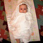 Gabó 6 hónaposan