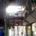 Időgörbület a buszon